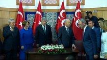 """MHP lideri Bahçeli: """"OHAL devam etmelidir"""""""