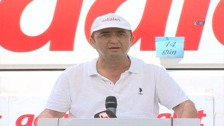 Bülent Tezcan: Pazar günü, Maltepe'de miting meydanında olacağız