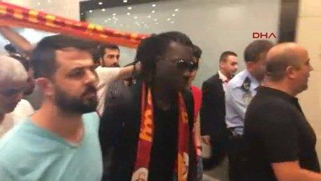 Bafetimbi Gomis İstanbul'da