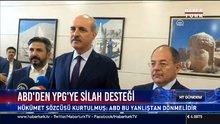 ABD'den YPG'ye silah desteği