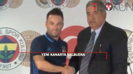 Valbuena imzayı attı