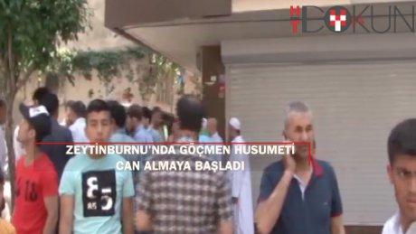 Zeytinburnu'nda neler oluyor? 50 bin göçmen...