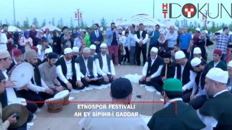 Fatih Çıtlak - Etnospor Festivali - Ah Ey Sipihr-i Gaddar