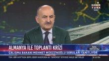 Bakan Müezzinoğlu'ndan önemli açıklamalar