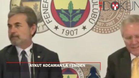 Fenerbahçe'de 2. Aykut Kocaman dönemi resmen başladı