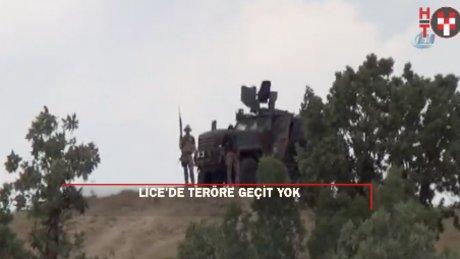Lice'de öldürülen teröristlerin kimliği belirlendi