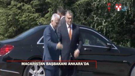 """Başbakan Yıldırım: """"Vizelerde sıkıntı var, Sayın Başbakan"""""""