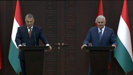 """Başbakan Yıldırım: """"Türkiye, Avrupa Birliğine ortak olmaya çalışıyor. Sonradan gelenler geldi geçti"""""""