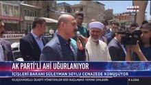 Bakan Soylu: Terör örgütü can çekişiyor, çoğu gitti, azı kaldı