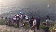 İzmir'deki orman yangınına müdahale eden helikopter düştü