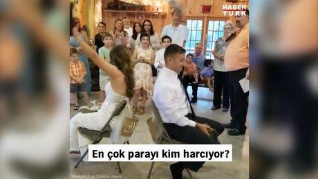 Her düğünde oynanması gereken eğlenceli bir oyun