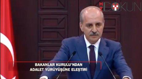 Kurtulmuş: 'CHP'li yöneticiler hassas davranmalı'