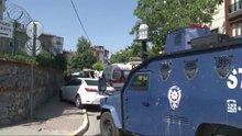 İstanbul Sancaktepe'de hırsız-polis çatışması