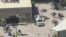 ABD'nin Boston kentinde bir taksi yayalara çarptı: 10 yaralı