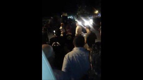 Ankara'da Türk vatandaşlar ile Suriyeli mülteciler arasında kavga!
