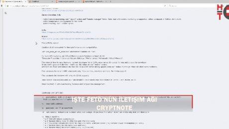 """İşte FETÖ'nün yeni iletişim ağı: Cryptnote"""""""