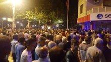 Bursa Gemlik'te 1 polis şehit edildi