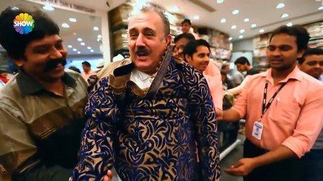 Faik Öztürk Hindistan'da alışverişe çıkarsa