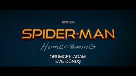 Örümcek Adam: Eve Dönüş - fragman