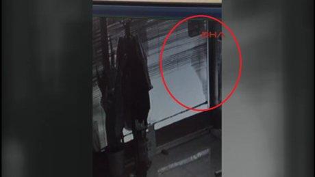 Şişli'deki cinayetin görüntüleri ortaya çıktı