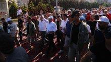 CHP lideri Kemal Kılıçdaroğlu, İstanbul sınırlarına giriş yaptı