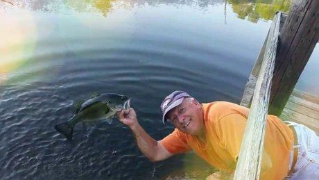 Sıra dışı balık yakalama tekniği