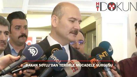 Bakan Soylu: 'Katiller öldürüldü'