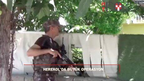Herekol PKK'dan temizlendi