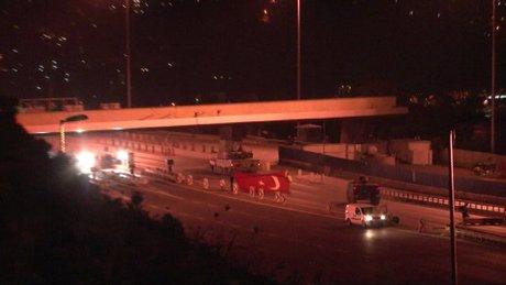 15 Temmuz gecesi İstanbul
