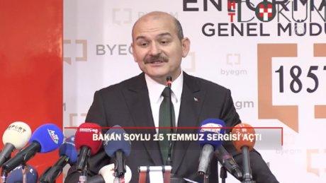 Bakan Soylu: '15 Temmuz'da büyük bir badire yaşadık, hesabını sorduk ve soracağız'