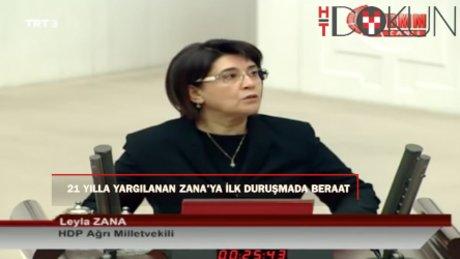 Leyla Zana 21 yılla yargılandığı davada beraat etti