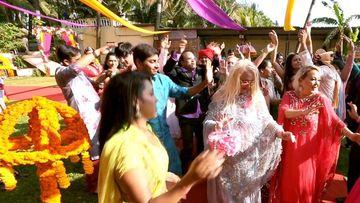 Dünya Güzellerim, meşhur Hint Düğünlerine konuk oldu!