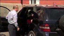 Arabadaki kadın Putin'in sevgilisi mi?