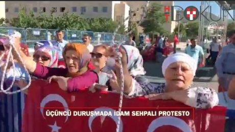 Erdoğan'a suikast girişimi davasında üçüncü duruşma