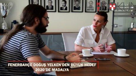 Fenerbahçe Doğuş Yelken'den 2020'de madalya hedefi