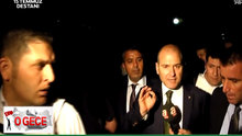 Süleyman Soylu 15 Temmuz gecesi yaşadıklarını Habertürk TV'ye anlattı