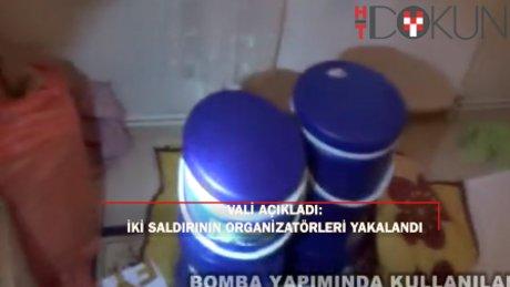 """Vali Vasip Şahin:""""Beşiktaş saldırısının organizatörü yakalandı"""""""
