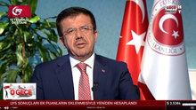Nihat Zeybekci 15 Temmuz gecesi yaşadıklarını Habertürk TV'ye anlattı