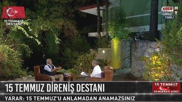 Mete Yarar'dan Habertürk TV'de 15 Temmuz Akılda Kalan Özel programına açıklamalar - 8.Kısım