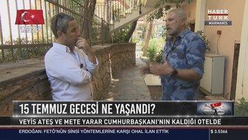 Mete Yarar'dan Habertürk TV'de 15 Temmuz Akılda Kalan Özel programına açıklamalar - 4.Kısım