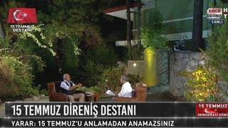 METE YARAR'DAN HABERTÜRK TV'DE 15 TEMMUZ AKILDA KALAN ÖZEL PROGRAMINA AÇIKLAMALAR - 8.KISIM