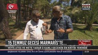 METE YARAR'DAN HABERTÜRK TV'DE 15 TEMMUZ AKILDA KALAN ÖZEL PROGRAMINA AÇIKLAMALAR - 3.KISIM