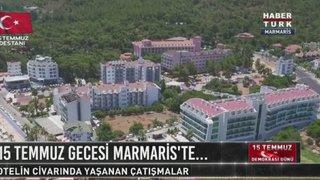 METE YARAR'DAN HABERTÜRK TV'DE 15 TEMMUZ AKILDA KALAN ÖZEL PROGRAMINA AÇIKLAMALAR - 6.KISIM