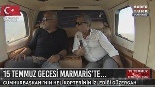 METE YARAR'DAN HABERTÜRK TV'DE 15 TEMMUZ AKILDA KALAN ÖZEL PROGRAMINA AÇIKLAMALAR - 7.KISIM