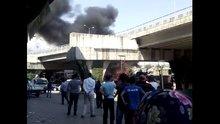 Samsun'da üç iş yerinde büyük çaplı yangın!