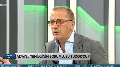 Fatih Altaylı - Spor Saati / 1.Bölüm (17.07.2017)