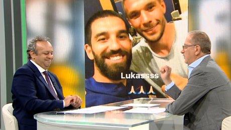 Fatih Altaylı - Spor Saati / 3.Bölüm (17.07.2017)