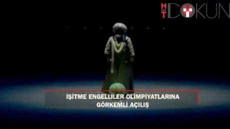 Deafloympics 2017 Samsun'da başladı