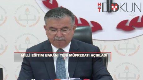 """Yılmaz: """"Atatürk'ün fikirlerine öğretim programlarımızda açıkça yer verdik"""""""