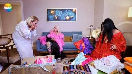 Safiye Soyman'dan, Banu Alkan'a çaydanlık şakası